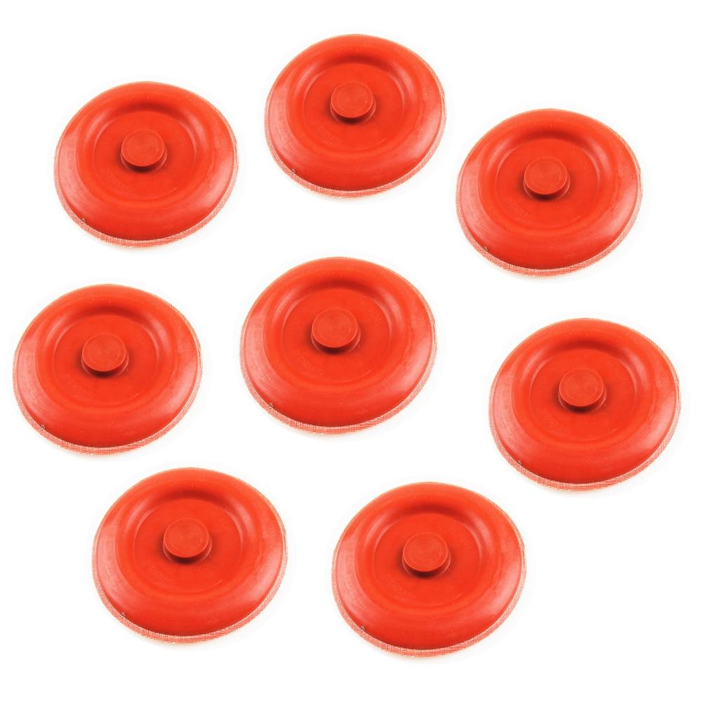 2/4/8/10P Öl Wasser Separator Abgas Ventil Gummi Membran Dichtung Abdeckung Für VW PASSAT b6 GOLF 5 MK5 6 MK6 TIGUAN A3 A4 SITZ LEON