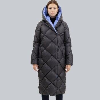 CEPRASK 2020 NEW winter jacket women coat warm plus size brand fashion hooded Parka long winter clothes outwear недорого