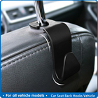 2pcs Car Seat Hook C...