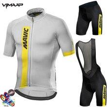 Mavic roupas de ciclismo 2021 dos homens ciclismo wear bicicleta ropa ciclismo hombre define mtb maillot bicicleta verão estrada triathlon