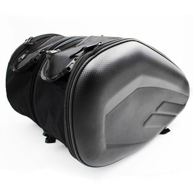 プロモーション契約オートバイサドルバッグサドル荷物スーツケースバイクリアシートバッグサドルバッグ防水カバー SA212