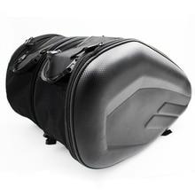 โปรโมชั่นที่ถูกที่สุดรถจักรยานยนต์ถุงอาน Saddlebags กระเป๋าเดินทางกระเป๋าเดินทางมอเตอร์ไซด์ที่นั่งด้านหลังถุงอานกระเป๋ากันน้ำ SA212