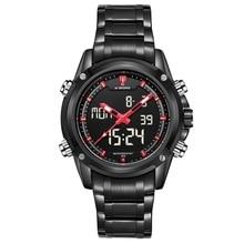 Naviforce Collar Xiang 9050 Men Leisure Super Complex Function Timing More Function Waterpr