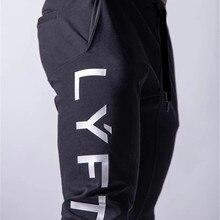 Gym sweat pants men Japanese brand sports jogging pants new men's fashion cotton