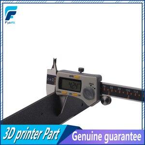 Image 4 - 복제 원래 Prusa i3 MK3S 3D 프린터 부품 알루미늄 합금 프레임 Y 캐리지 전면 후면 플레이트 + 알루미늄 블랙 프로파일 키트