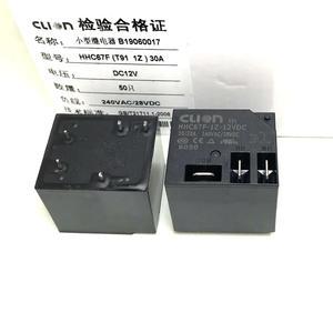 Image 4 - 5PCS Clion RELAY HHC67F 1Z 12VDC T91 12VDC 5PIN new and original