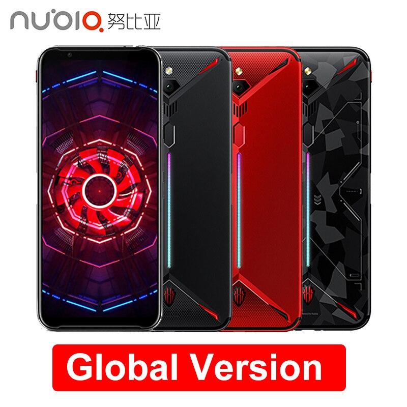 Zte Nubia Magia Rossa 3 Del Telefono Mobile 6.65