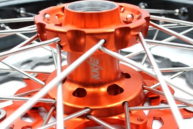 Supermoto CST Tires Wheels Set  4