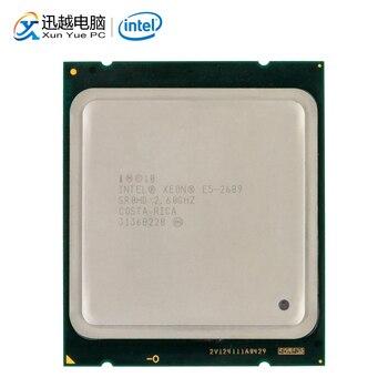Intel Xeon E5-2689 Desktop Processor 2689 Eight-Cores 2.6GHz 20MB L3 Cache LGA 2011 Server Used CPU