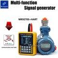 Генератор сигналов MR9270S + HART 4-20 мА калибровка напряжения тока PT100 термопара датчик давления рекордер частоты