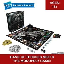 Hasbro Monopoly Game Of Thrones Gioco da Tavolo per 18 Anni E Fino a Giocare per Adulti Famiglia di Gioco Insieme Popolare ventole Merce