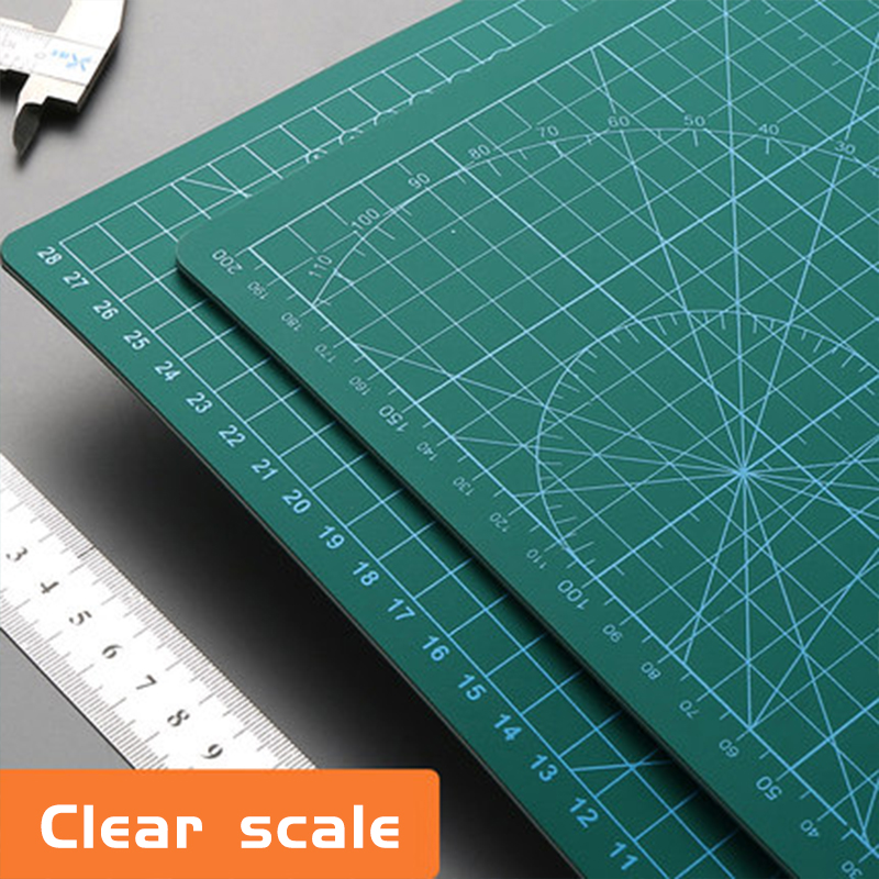 A3 Cutting Matt Table Top Student Cutting Pad Working Model For Paper Cutting Paper Drawing Engraving Version Art Works Man