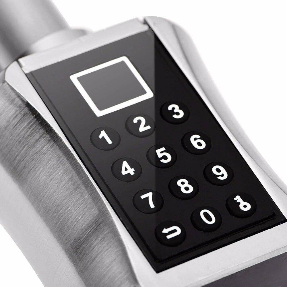He8c935bee1ab4903916f4ba876744282Y Intelligent Biometric Fingerprint Scanner Door Lock Password Coded Lock for Smart Home fechadura digital cerradura inteligente