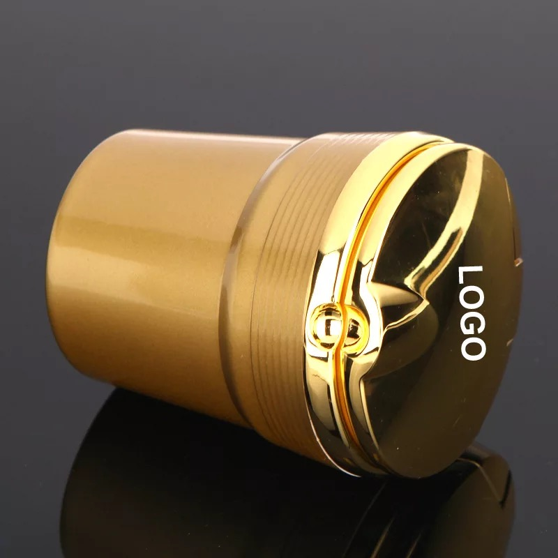 lowest price 1Pc Car Interio accessories Car logo ashtray Cigarette Smoke Holder car ashtray for Mercedes Emblem benz w205 w203 w124 w204