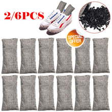 Bags Purifier-Bag Bamboo-Charcoal Nature Freshener Activated-Carbon-Bags Air 2pcs Boxes