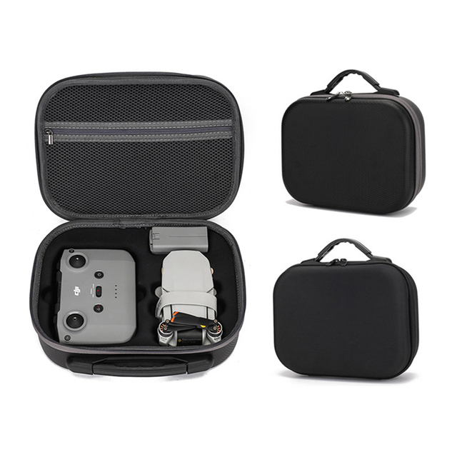 Case For DJI Mini 2 Waterproof Box Accessories Protective Carrying Storage Bag Handbag Hard Cover Shell Spare Parts Combo