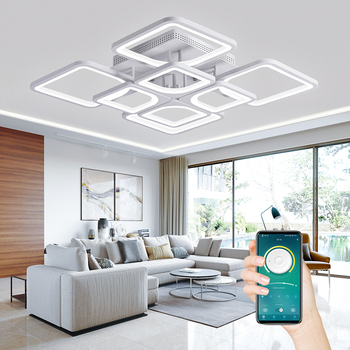 Ceiling Light Led Lights for Room Modern Lamp Kitchen Diningroom Decoration
