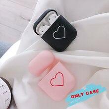 Чехол для apple airpods держатель зарядки сменная сумка аксессуары