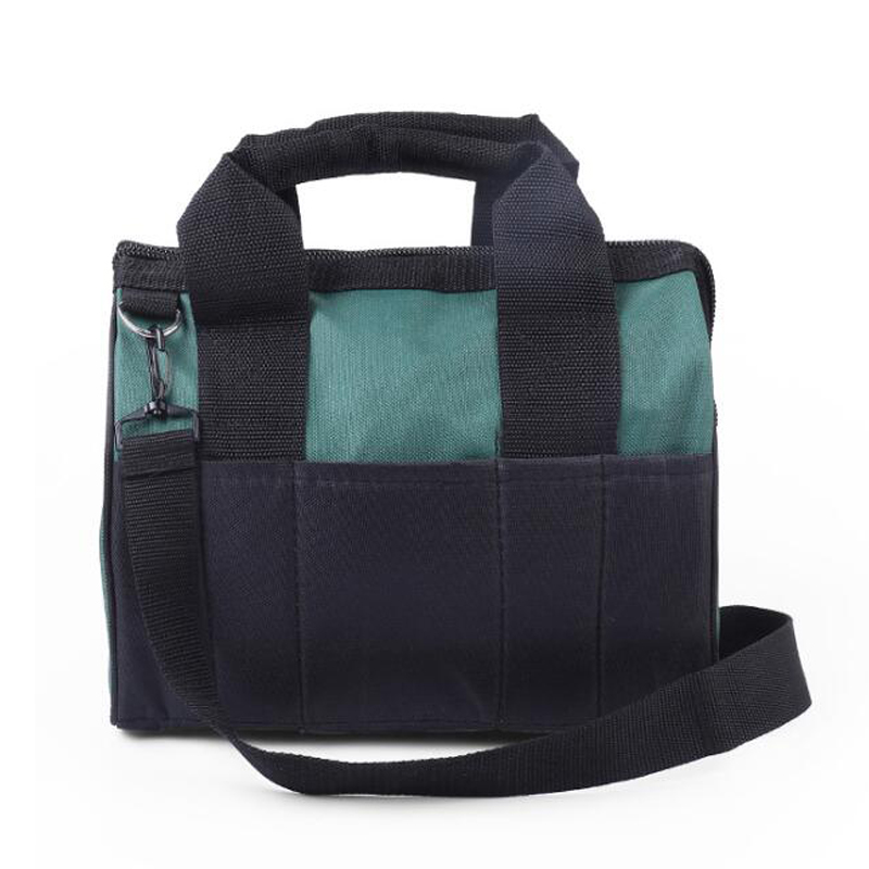 Multi-Function Tool Bag Thick Oxford Cloth Tool Storage Bag Portable Shoulder Bag Large Capacity Toolbox Hardware Storage Bag