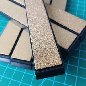 Image 2 - 80 3000グリットキッチンはさみカミソリナイフシャープナーダイヤモンド砥石ruixinプロエッジ石