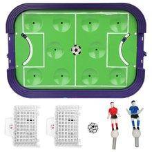 Набор мини для настольного футбола детская спортивная игрушка