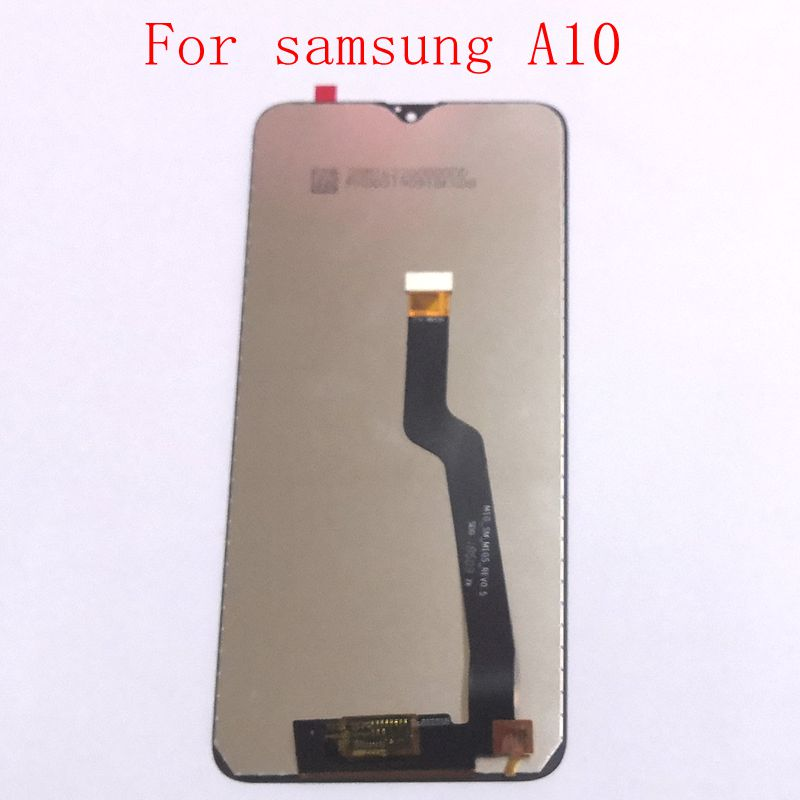 6.2'' 2019 For Samsung Galaxy A10 A105 LCD Display Touch Screen Digitizer Full SM-<font><b>A105FN</b></font>/DS SM-A105Y/DS SM-A105F/DS SM-A105G/DS image