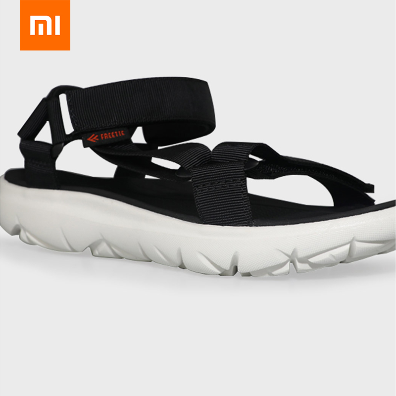 Adjustable Belt Sandals Non-slip Wear-resistant Buckle Sandal Breathable Mens Non-Leather Casual Beach Shoes from Xiaomi Youpin