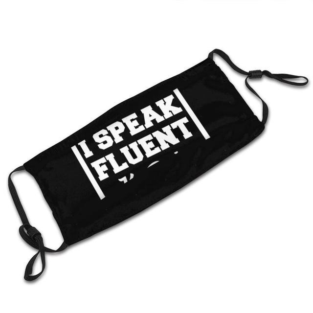I Speak Fluent K - Pop Fashion  Masks Kpop K Pop K Pop Shirt K Pop Tee K Pop T Shirt Korean Pop Music Pop Music I 4