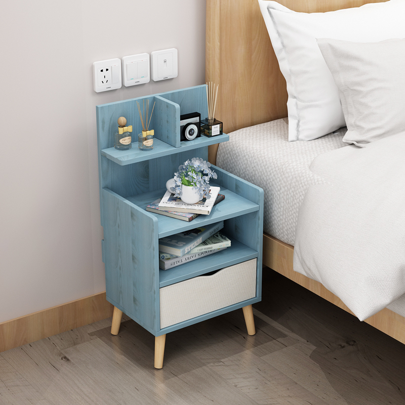 Nordic Simple Modern Small Tea Table Living Room Small Table Economic Sofa Table Small Tea Table Simple Bedside Cabinet