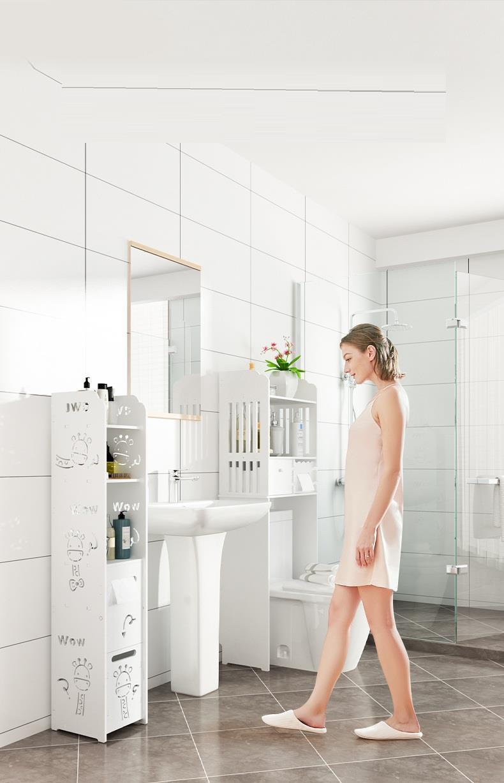 Mobel Salle De Bain us $78.62 31% off kastje badkamer kast corner moveis para casa meuble salle  de bain mobile bagno armario banheiro furniture bathroom cabinet shelf  -