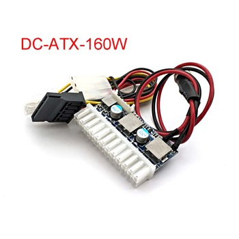 12V 180W 24Pin Durable Board Mini PicoPSU DC-ATX Power Module Accessories Computers Parts Supply High Tool Replacement - sale item Games & Accessories