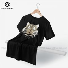 Predator T Shirt Cute 100 Cotton Classic T-Shirt Short Sleeves Print Tee Shirt Big Male