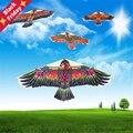 Высококачественный воздушный змей 1 02 м с золотым орлом  птичий воздушный змей вэйфанский китайский змей летающий дракон Hcx  быстрая доставк...
