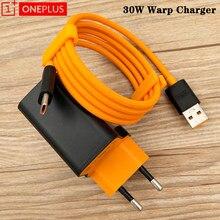 Oneplus – chargeur électrique 8 Pro, 30W, 5V, 6a, adaptateur secteur, Charge rapide, câble Mclaren, pour One Plus 1 + 8 7T Pro 6T Nord N10 N100