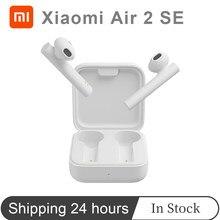 Xiaomi Air2 SE TWS Drahtlose Bluetooth Kopfhörer AirDots Pro 2SE SBC/AAC Mi Wahre Ohrhörer Air 2 SE Lange standby Mit Fall Globale