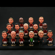 Soccer Player 2.5inch Mini Model MU. Classics Footballplayer 6.5CM Action Figures Doll