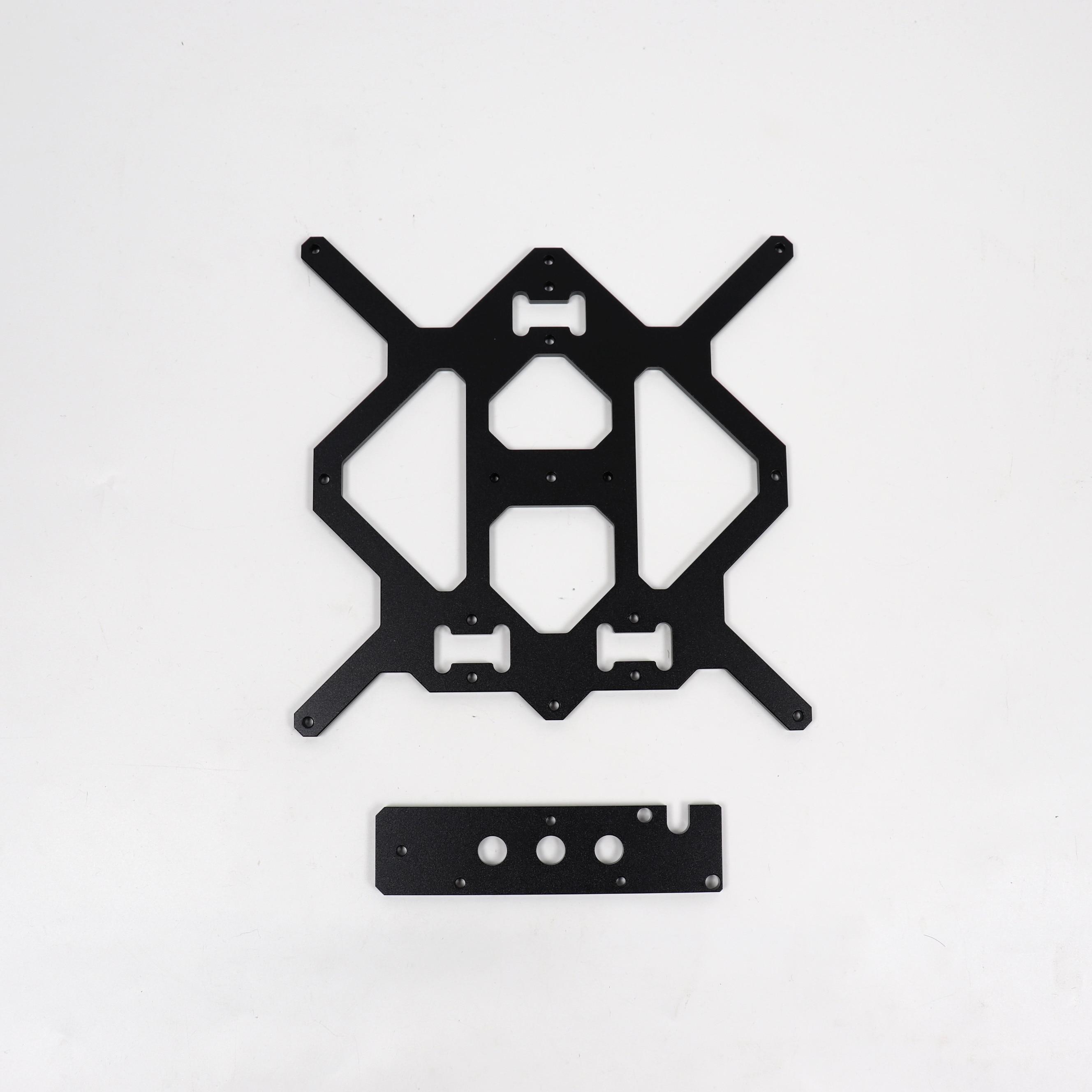 Blurolls Y Carriage And Z Bottom Plate For Original Prusa Mini 3d Printer