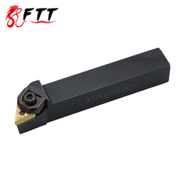 WTJNR2020K16 16mm 25mm Machining Cutting Metal for TNMG1604 Insert Toolholder Boring Cutter CNC Lathe External Turning Tools