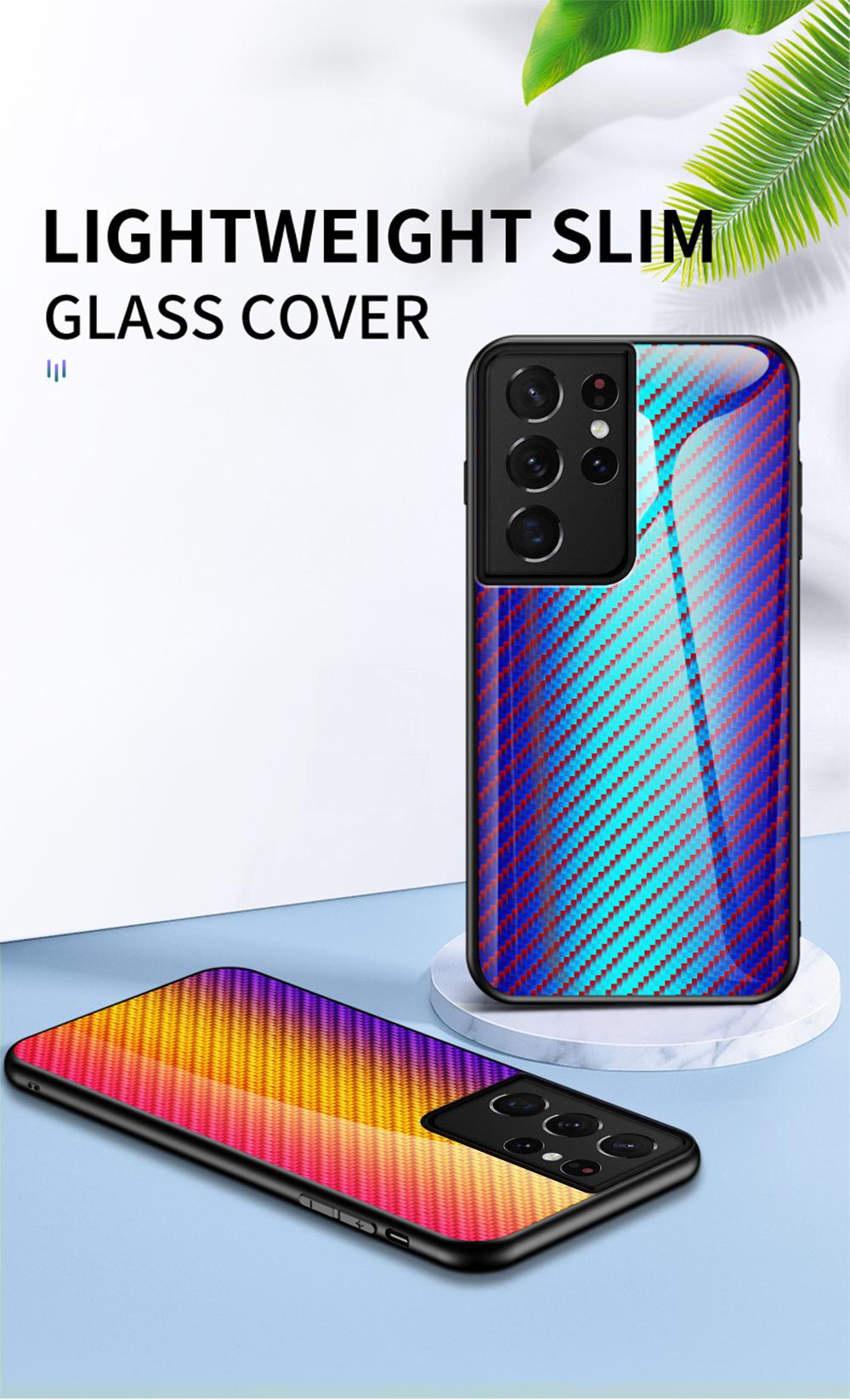 Galaxy S21 Ultra Carbon Fiber Case 3