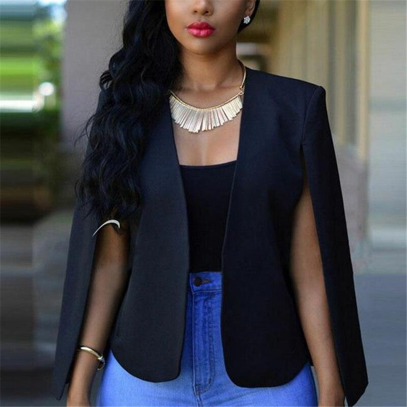 Fashion Blazer Jacket Women Suit Work OL Blazers Long Sleeve Blazer Lady Outerwear Business Blazer For Women Office Coat Jacket