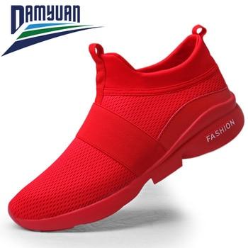 Damyuan 2020 Men's Shoes Sneakers Flats Sport Footwear Men Women Couple Shoes New Fashion Lovers Shoes Casual Lightweight Shoes