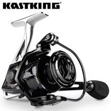 KastKing Megatron İplik balıkçılık Reel 18KG Max sürükle 7 + 1 rulmanlar alüminyum biriktirme karbon Fiber sürükle tuzlu su balıkçılık bobin