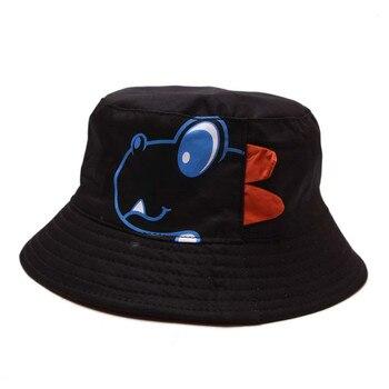 Kids Dinosaur Bucket Hat