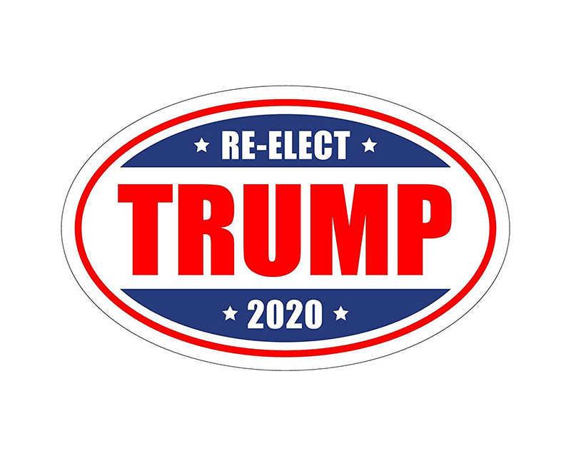 10 יח'\אריזה נשלף מדבקת דונלד טראמפ לנשיא 2020 פגוש מדבקת טראמפ לשמור אמריקה נהדר