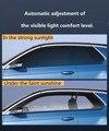 SUNICE VLT45/75% фотохромная пленка для лобового стекла автомобиля  тонировка на окно  контроль тепла для автомобиля  домашнего окна  стекла 1 52x1 м