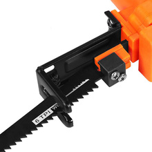 Cutter Electric-Drill Hand-Tools Wood Saw-Adapter Reciprocating Home-Accessories Modified