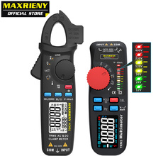 Mini Digital Clamp Meter ACM91 92CL-Pro Multi-function Color Display multimeter Ammeter Voltmeter Electrician Repair Tools DMM