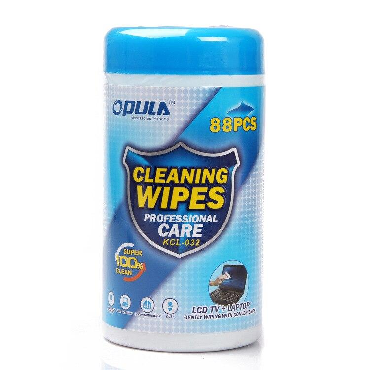 Computer Screen Cleaning Wet Wipe Lens Wipe Wet Wipe Mobile Phone Screen Cleaning Wipe 88 Pumping