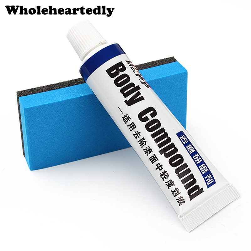 Hot Car Scratch Repair Kits Auto Body Compound MC308 Polishing Grinding Paste Paint Care Set Auto Accessories Fix It Car Wax