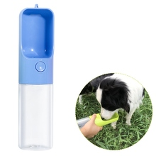 Portable Pet Dog Water Bottle For Small Large Dogs Travel Puppy Cat Drinking Bowl Outdoor Dispenser Feeder